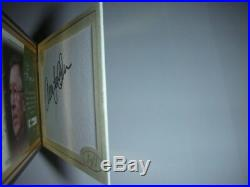 2007 Futera Manchester Man United Sir Alex Ferguson Hand Signed Autographed 1/1