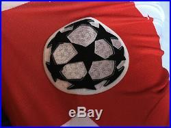 2011 Manchester United FC team signed jersey 14 auto Wembley Stadium Holo COA