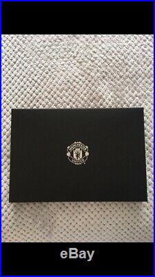BNIB 2018 Ful Team Signed Manchester United Boxed Shirt & Authenticity Cert