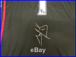 David De Gea Signed Manchester United Football Shirt Coa De Gea 1 Spain Utd
