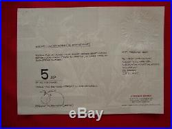 GEORGE BEST Man Utd Personally Signed Ltd Ed Print El Beatle Stewart Beckett