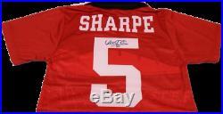 Lee Sharpe Signed Manchester United 1996 shirt