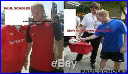Manchester United 08 Signed Auto Jersey Ronaldo+giggs+rooney+carrick+scholes+saf