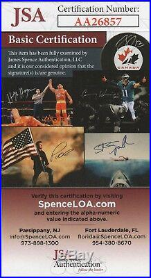 Manchester United Cristiano Ronaldo Autographed Signed 8x10 Photo JSA COA