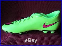 Manchester United Marcus Rashford Genuine Signed Nike Mercurial Boot New -coa