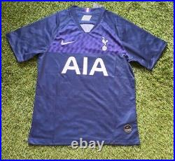 Oliver Skipp Signed Tottenham Spurs Shirt + Coa With Exact Proof