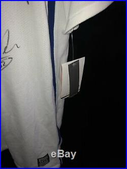 Squad Signed Manchester United Shirt Xl Brand New Tevez, Rio Ferdinand, Vidic